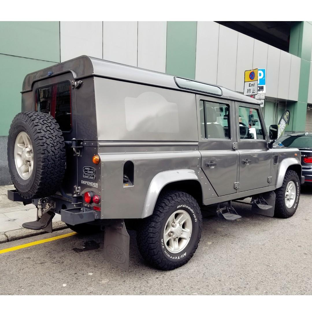 LAND ROVER DEFENDER 110 2007