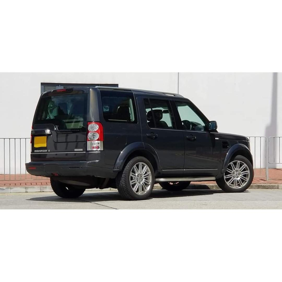 LAND ROVER   DISCOVERY 4 5.0 LUXURY   2013