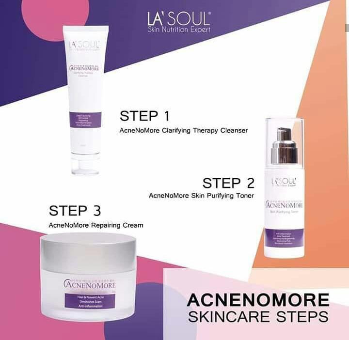 Lasoul Acne Set