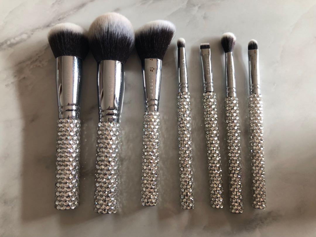 "Morphe ""That Bling"" Limited Edition Make Up Brushes"