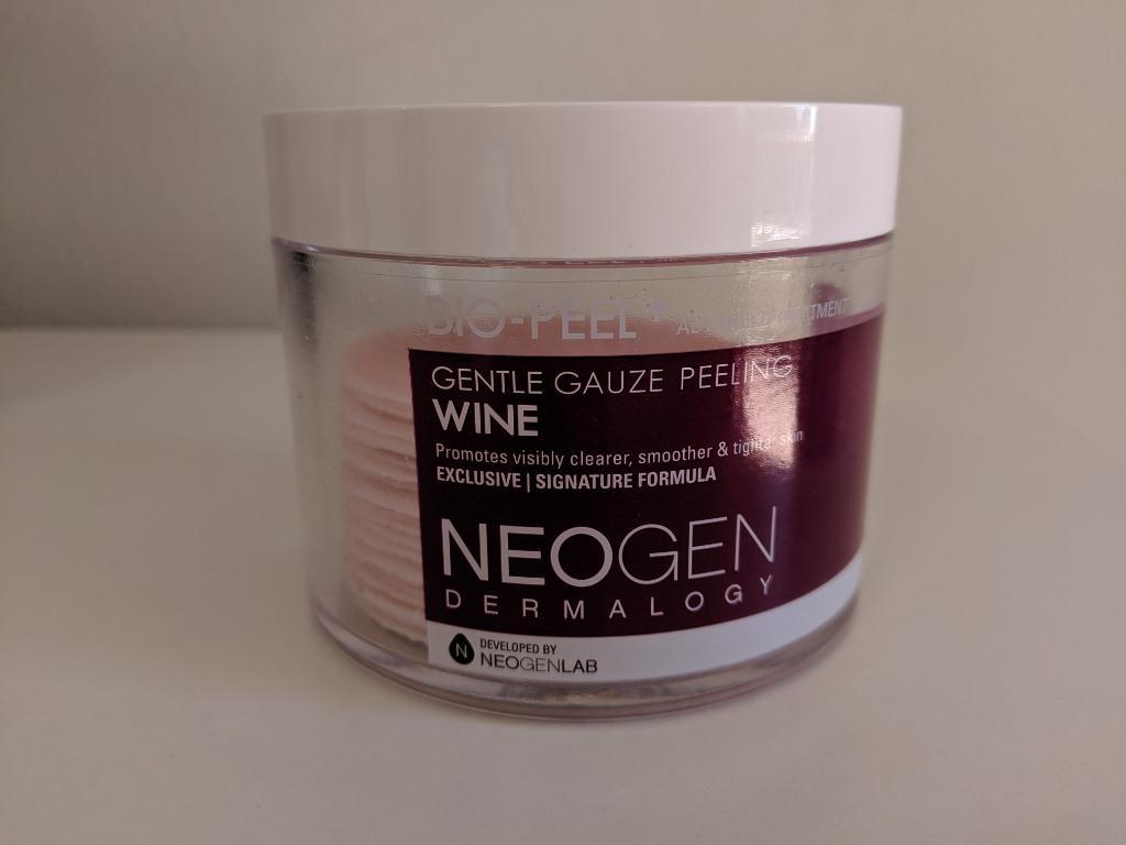 NEOGEN - Dermalogy Bio-peel Gentle Gauze Peeling Wine