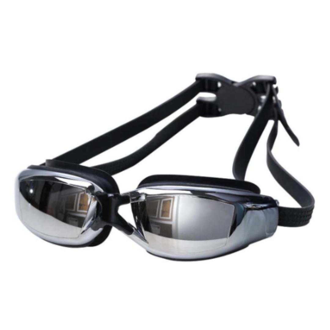 NEW Adult Waterproof Myopia Shortsighted UV Protect Swim Glasses