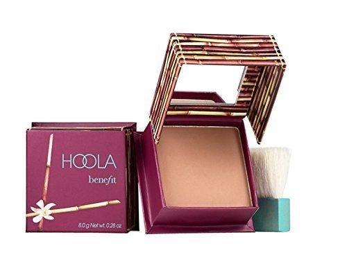 NEW AUTHENTIC BENEFIT COSMETICS Hoola Bronzer FULL SIZE 8g