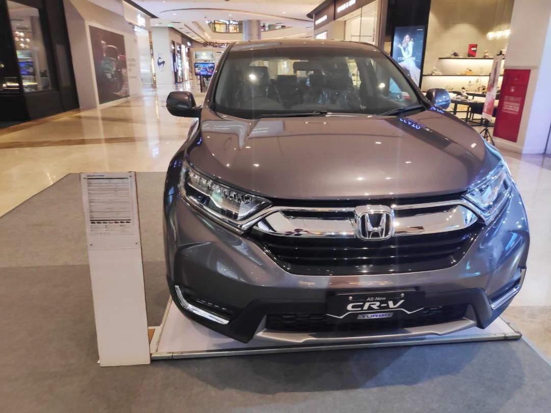New CR-V  1.5 Turbo Prestige 2019, Honda September Ceria
