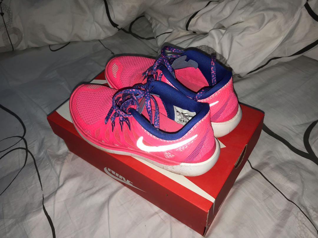 Nike 5.0 free runs