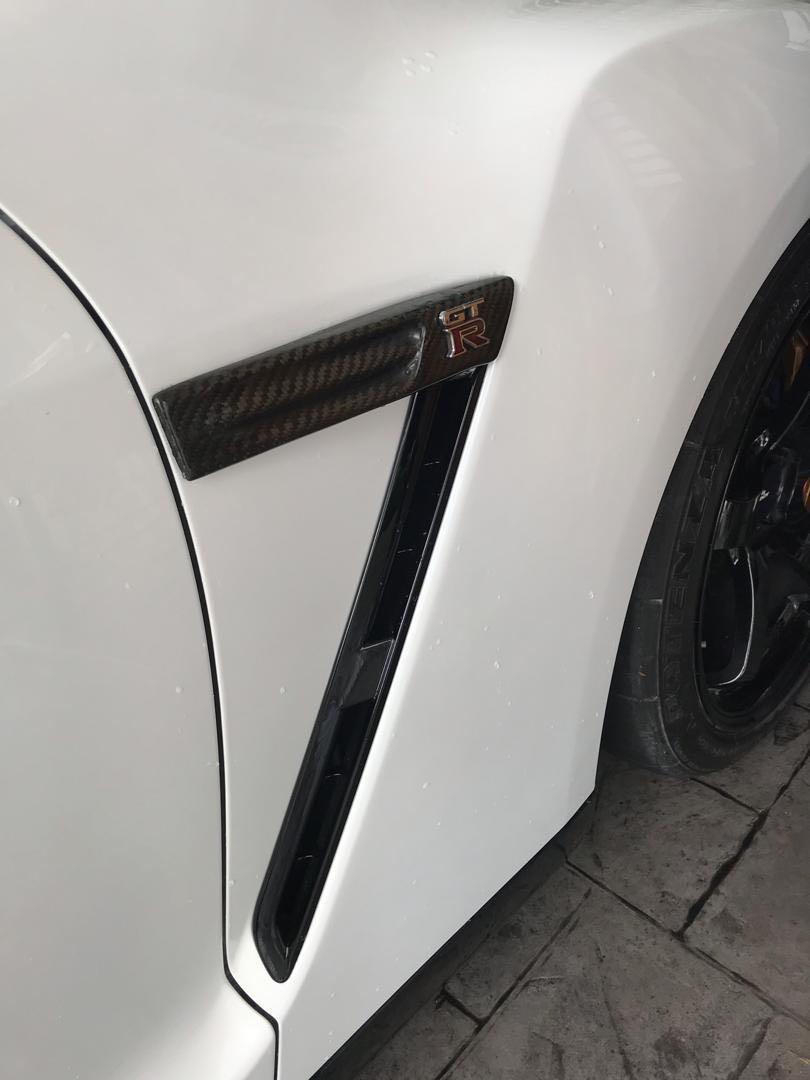 Nissan GTR Stage 3