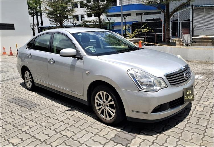 Nissan Sylphy 1.5A - Best rates, full servicing provided!
