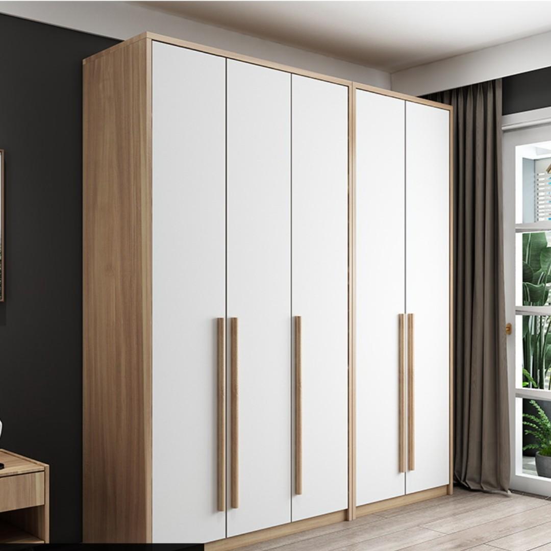 Nordic modern wardrobe 北歐現代衣櫃