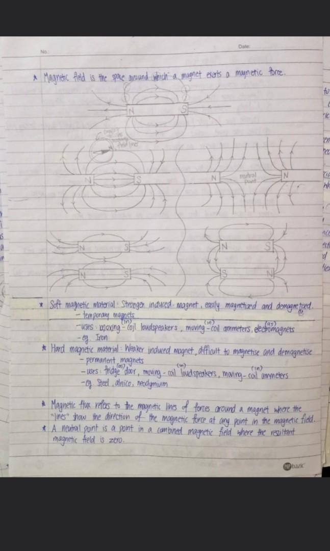 O level notes