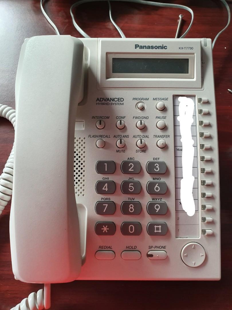 Panasonic KX-T7730 Key Phone