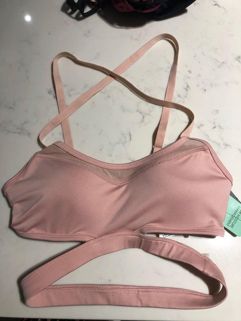 Pink Sports Bra / Pole Wear