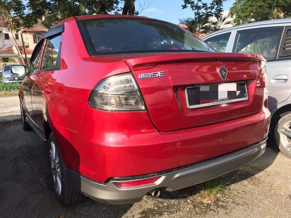 Proton Saga 1.6Se Auto Tahun 2014  Bulanan 4xx - FULL LOAN