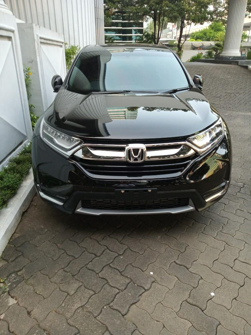 Ready Stock CR-V 1.5 Turbo Prestige free E-toll  1 juta khusus minggu ini
