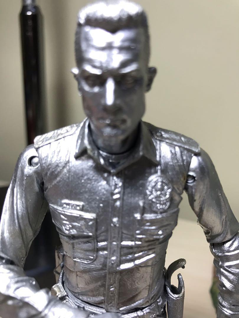 T-1000 (alloy metal version)