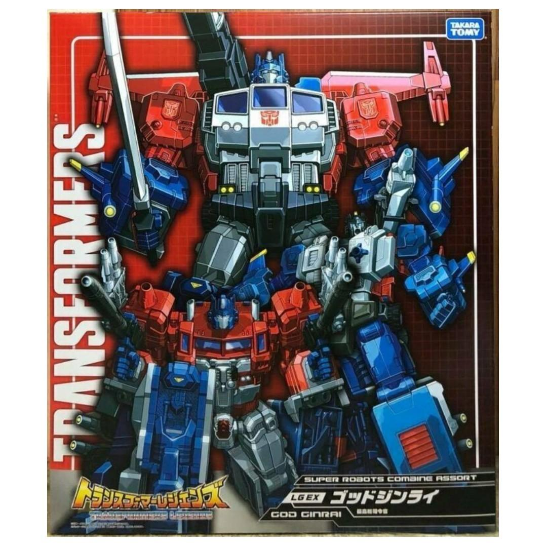 brand New arrival Transformers G1 clear Optimus prime transparent