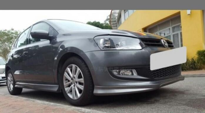 VOLKSWAGEN POLO 1.4 2010 灰 甩p放售