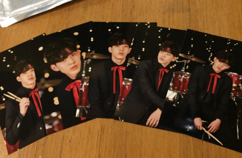[WTB] Day6 Photocard Everyday6 Concert in December
