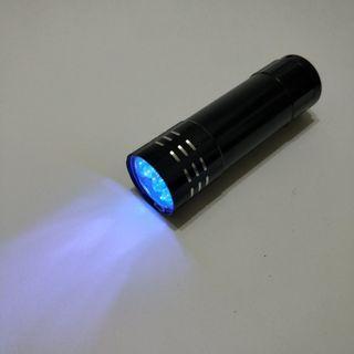 紫光手電筒