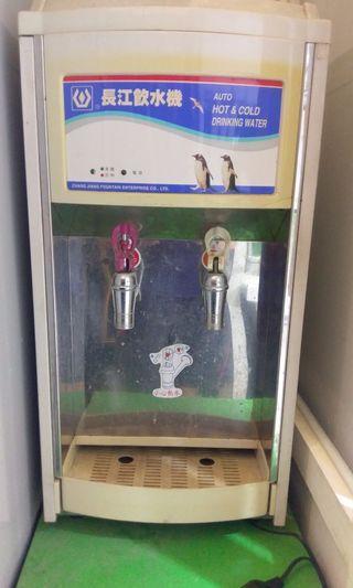 長江桌上型飲水機