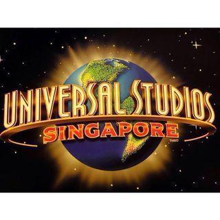 USS UNIVERSAL STUDIOS SINGAPORE!