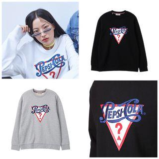 Guess X Pepsi Cola Pullover Sweater
