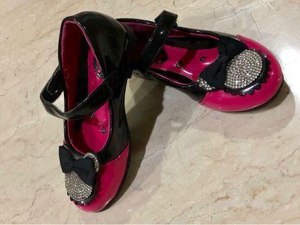 4-6Y Dan's Minie Mouse Shoes