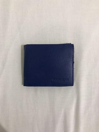 Pull&bear Blue Wallet