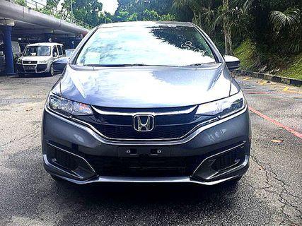 BRAND NEW 2019 JULY HONDA FIT 1.3A GF NEW FACELIFT.