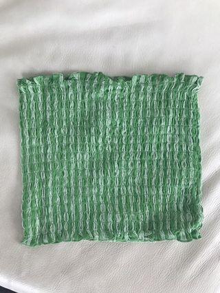 Striped bandeau (s-m)