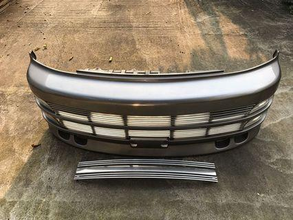 Toyota bB monalisa front grill n bumper