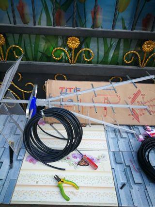 Antena tv digital zaman now Titis tt1000