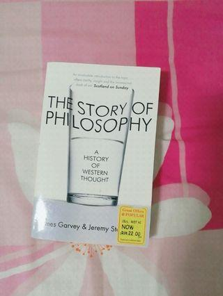 The Story of Philosophy by James Garvey