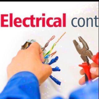 Electrical@Electrician  services call 98756516