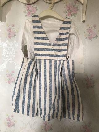 Overall dres