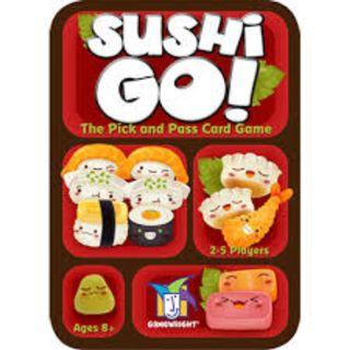 ★NEW★ Sushi Go! Card Game Party Fun Friends Family Board