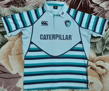 2078eo England Leicester Tigers Rugby XL Jersey Canterbury CCC