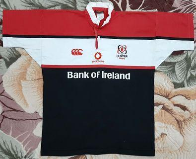 2086gb Ireland Ulster Rugby L Jersey Canterbury CCC