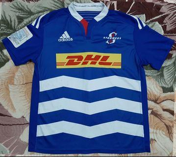 2088gc South Africa Stormers Rugby XL Jersey Adidas