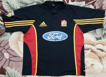 2101ho New Zealand Chiefs Rugby L Jersey Adidas