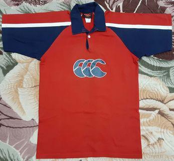 2112ec Rugby Polo M Jersey Canterbury CCC