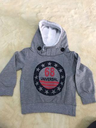 Boy's sweatshirt hoodie