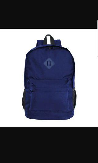 Barry Smith Bagpack (Blue) - Brand New