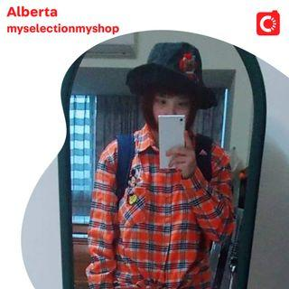 👋揮揮手市集-攤主介紹Alberta @myselectionmyshop