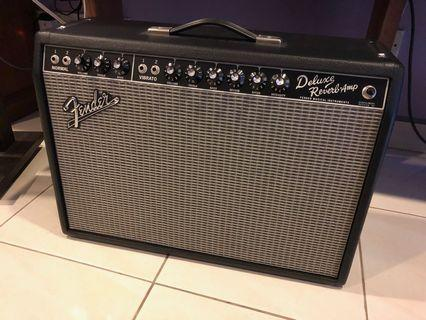 Fender 65 Reissue Deluxe Reverb Amplifier