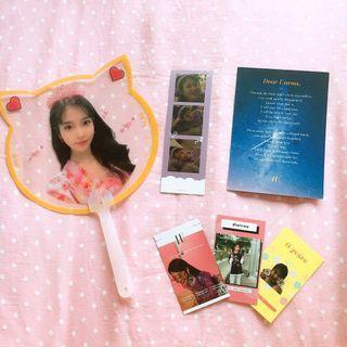 IU 11th Anniversary Fan Kit - dear uaena