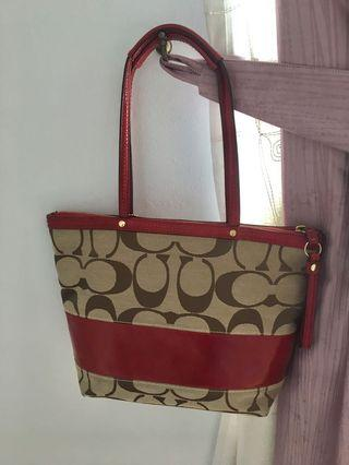Authentic Coach Tote Bag from USA