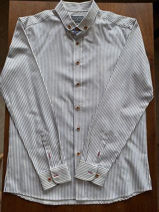 Benjamin Barker Striped Shirt
