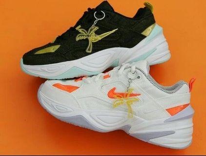 👟復古旋風味厚底休閒男女運動鞋👟$1800👟 👟#顏色:黑白色,白橘色,白,白桃紅色👟 👟#尺碼:36~45👟