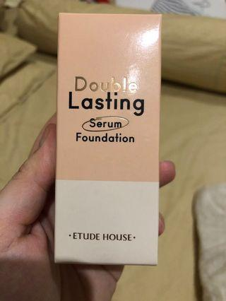 Etude House Double Lasting Serum Foundation