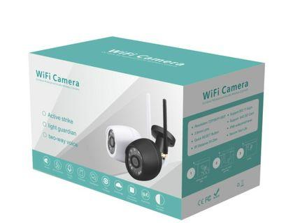 Home Security Video WIFI IP Camera Surveillance Kit